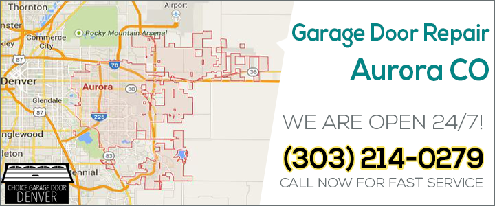 Garage Door Repair Aurora Co Pro Garage Door Service