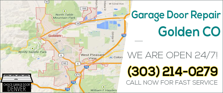 Garage Door Repair Golden Co Pro Garage Door Service