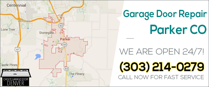 Garage Door Giving You Problems In Your Parker Property? You Can Have  Confidence That We Will Present Only The Finest In Garage Door Repair  Services, ...